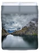 Milford Sound Duvet Cover