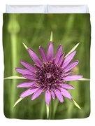 Milkweed Flower Duvet Cover