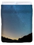 Milky Way Geres 5 Duvet Cover