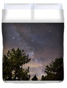 Milky Way I Duvet Cover