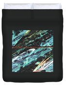 Milky Way Duvet Cover by Lenore Senior