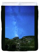 Milky Way Vi Duvet Cover