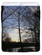 Mill Creek Memories Duvet Cover