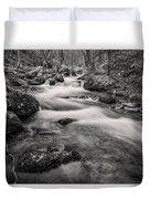 Mill Creek Monochrome Duvet Cover