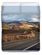 Mill Creek Rd Duvet Cover