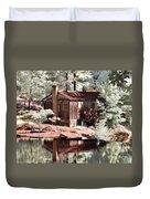 Mill Pond Dreamscape Duvet Cover