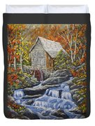Mill Scene 03 Duvet Cover
