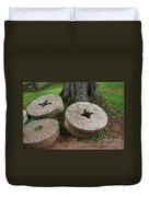 Mill Stone Duvet Cover