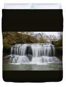 Mill Waterfall Duvet Cover