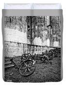 Mill Wheels Duvet Cover