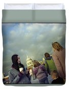 Millenium Bridge Duvet Cover