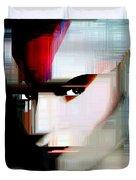 Millennial Pop Art Duvet Cover