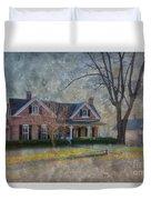 Miller-seabaugh House  Duvet Cover
