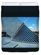 Milwaukee Art Museum #33 Duvet Cover