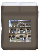 Milwaukee Cloud Reflections Duvet Cover