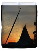 Milwaukee Sunrise 1 Duvet Cover