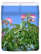 Mimosas In The Sky Duvet Cover