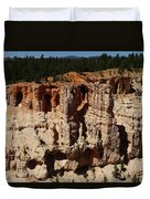 Mind Blowing Bryce Canyon View Duvet Cover