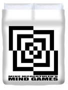 Mind Games 10se Duvet Cover