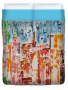 Mind Meadow Duvet Cover