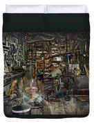 Mindin' The Store Duvet Cover
