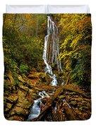 Mingus Falls Duvet Cover