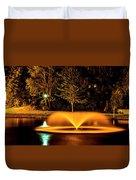 Mingus Park Duvet Cover