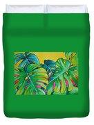 Mini Tropicals 3 Duvet Cover