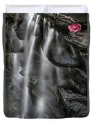 Mini Waterfall Duvet Cover