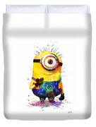 Minion 4 Duvet Cover