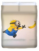 Minion Duvet Cover