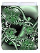 Mint3 Duvet Cover