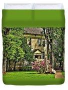 Minthorn Hall Duvet Cover
