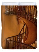 Miraculous Staircase Duvet Cover