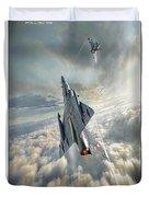 Mirage IIi   Duvet Cover