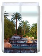 Mirage Waterfall Duvet Cover