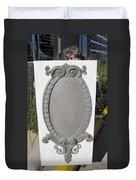 Mirror Base Duvet Cover