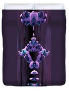 Mirror Image Duvet Cover