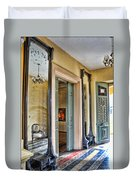 mirror in the palace of the Iturriza Duvet Cover