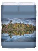 Mirror Morning Duvet Cover