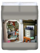 Mirror Reflections Duvet Cover