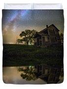 Mirror Universe  Duvet Cover