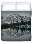 Mirrored Beauty Duvet Cover