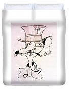 Mouse Duvet Cover