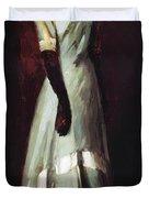 Miss Kaji Waki 1909 Duvet Cover