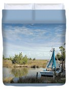 Miss Sue Two Duvet Cover