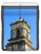 Mission Bell Tower Duvet Cover