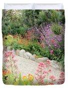 Mission Garden Duvet Cover