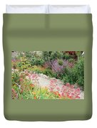 Mission Garden Duvet Cover