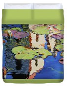 Mission Reflection Duvet Cover